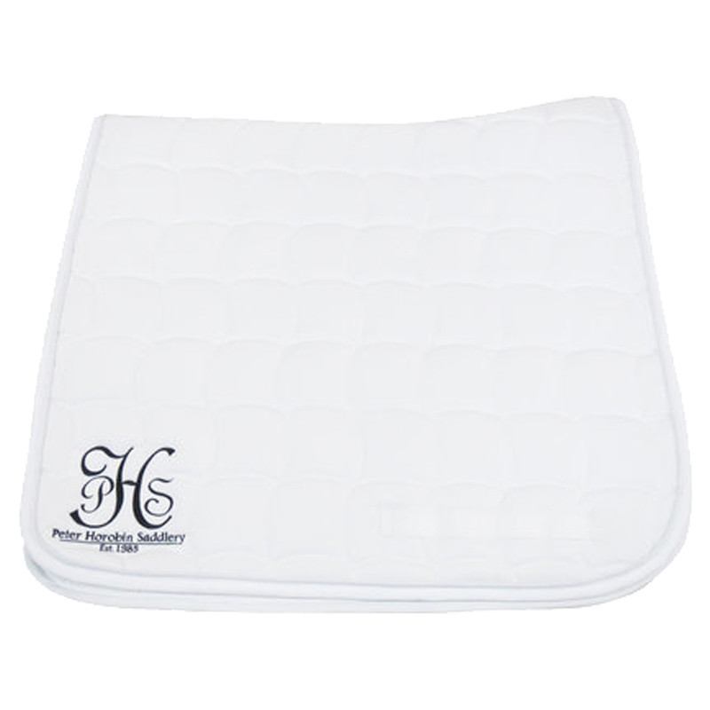 Saddle Cloth White