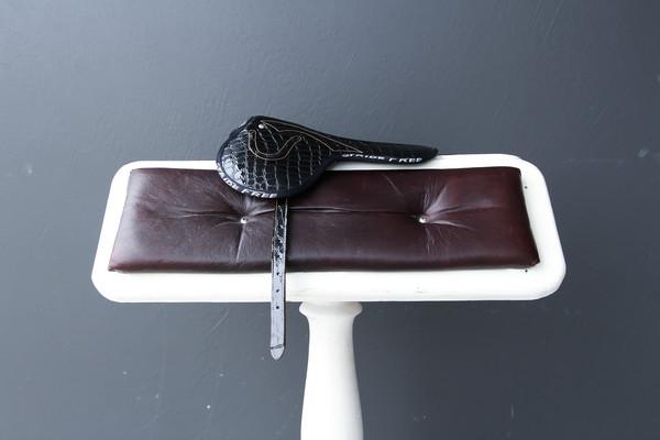 195 Black Croc