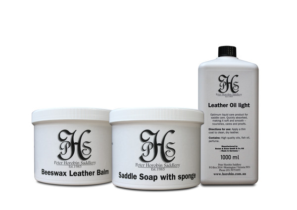 Leather Care Peter Horobin