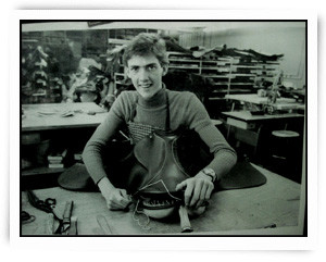 Apprenticeship Young Peter