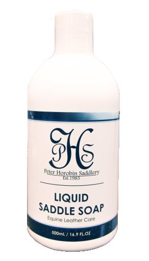 Phs Liquid Saddle Soap