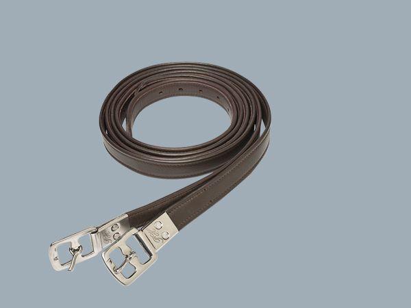 Brown Stirrup Leathers