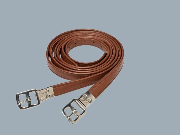 Chestnut Stirrup Leathers